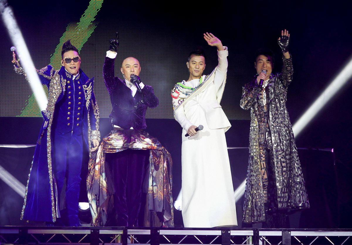 Big 4十周年演唱會相信難以成事。
