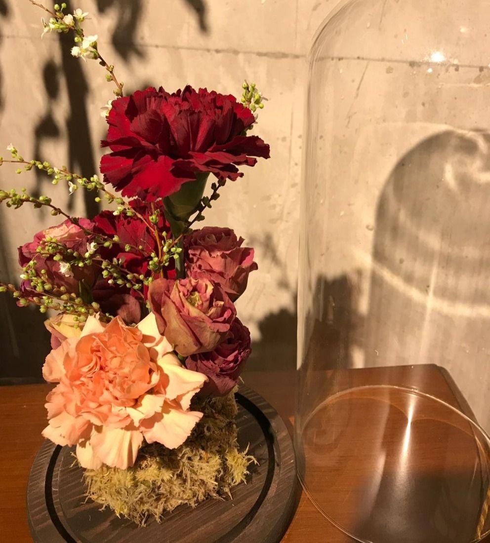 母親節鮮花玻璃瓶工作坊。賞想 Artisans 圖片