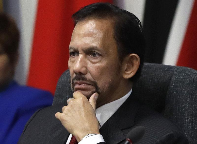 汶莱苏丹哈山纳波嘉(Sultan Hassanal Bolkiah)週日延长了暂停执行这项死刑的禁令。