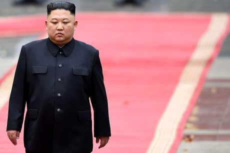 联合国今天批评北韩最近的武器测试行动,图为北韩领袖金正恩。资料图片