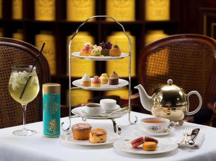 Tea WG Salon & Boutique  網上圖片
