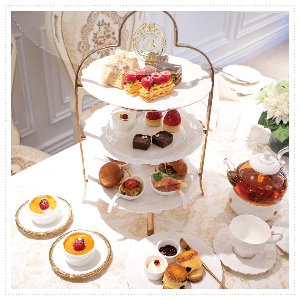 Victorian Rose Tea Room 網上圖片