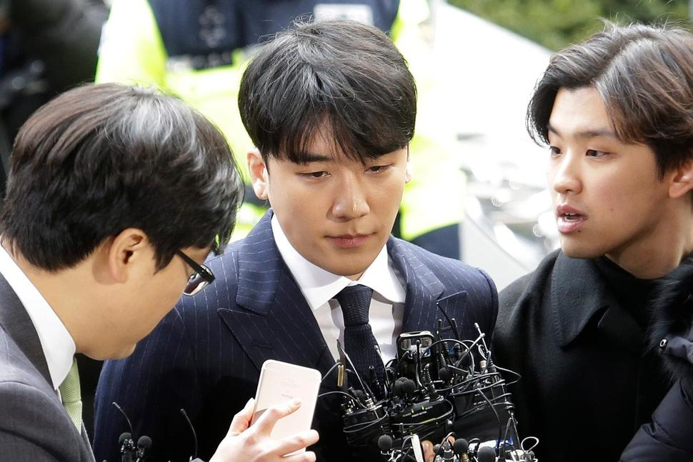 南韓警方已向法院正式申請勝利的拘捕令。資料圖片
