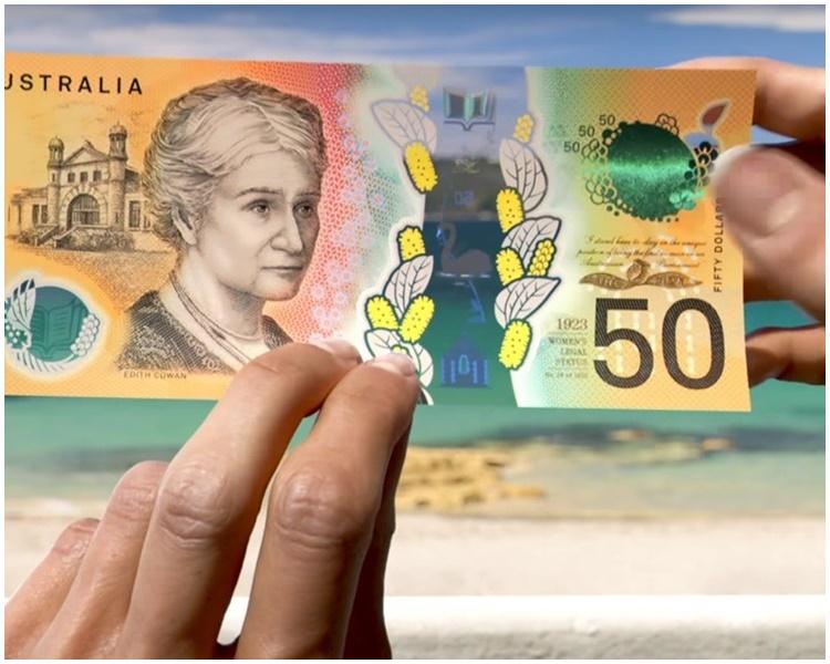 肉眼几乎看不到串错字。澳洲储备银行网页