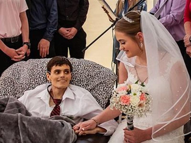 劳厄新婚五小时后离世。网上图片