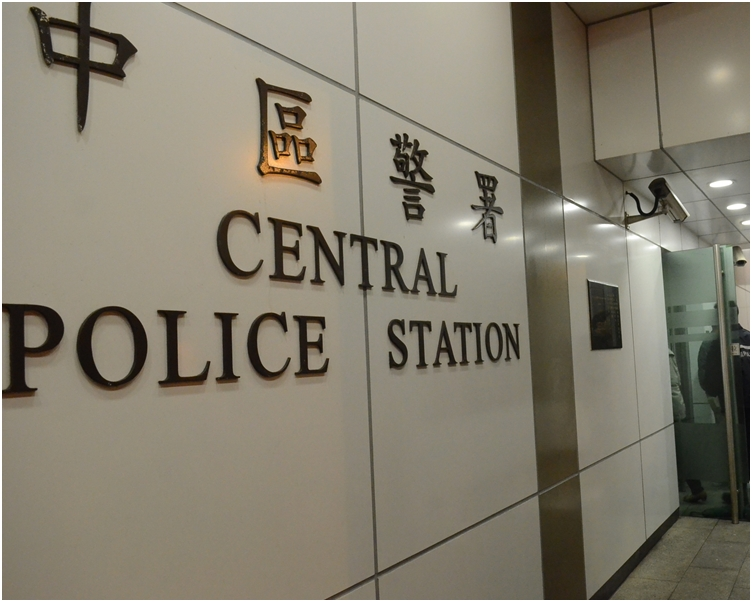 案件交由中区警区刑事调查队第一队跟进。资料图片