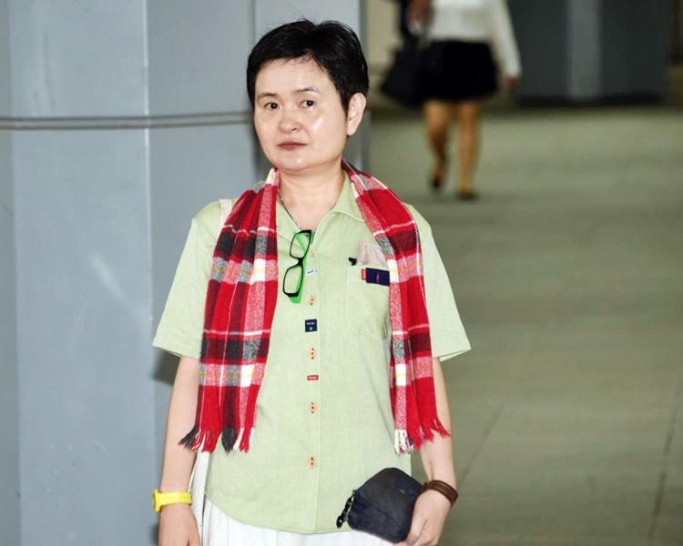 賴容陳辭時稱:「我咁樣發洩好合理啫」。