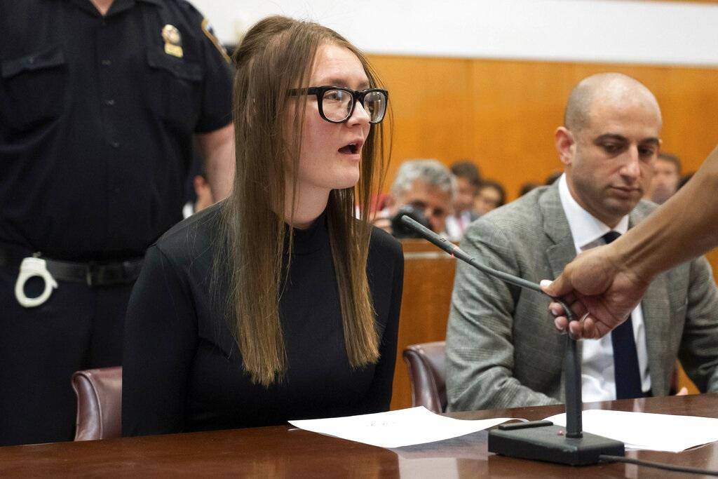 索羅金為自己的所作所為公開道歉。AP圖片