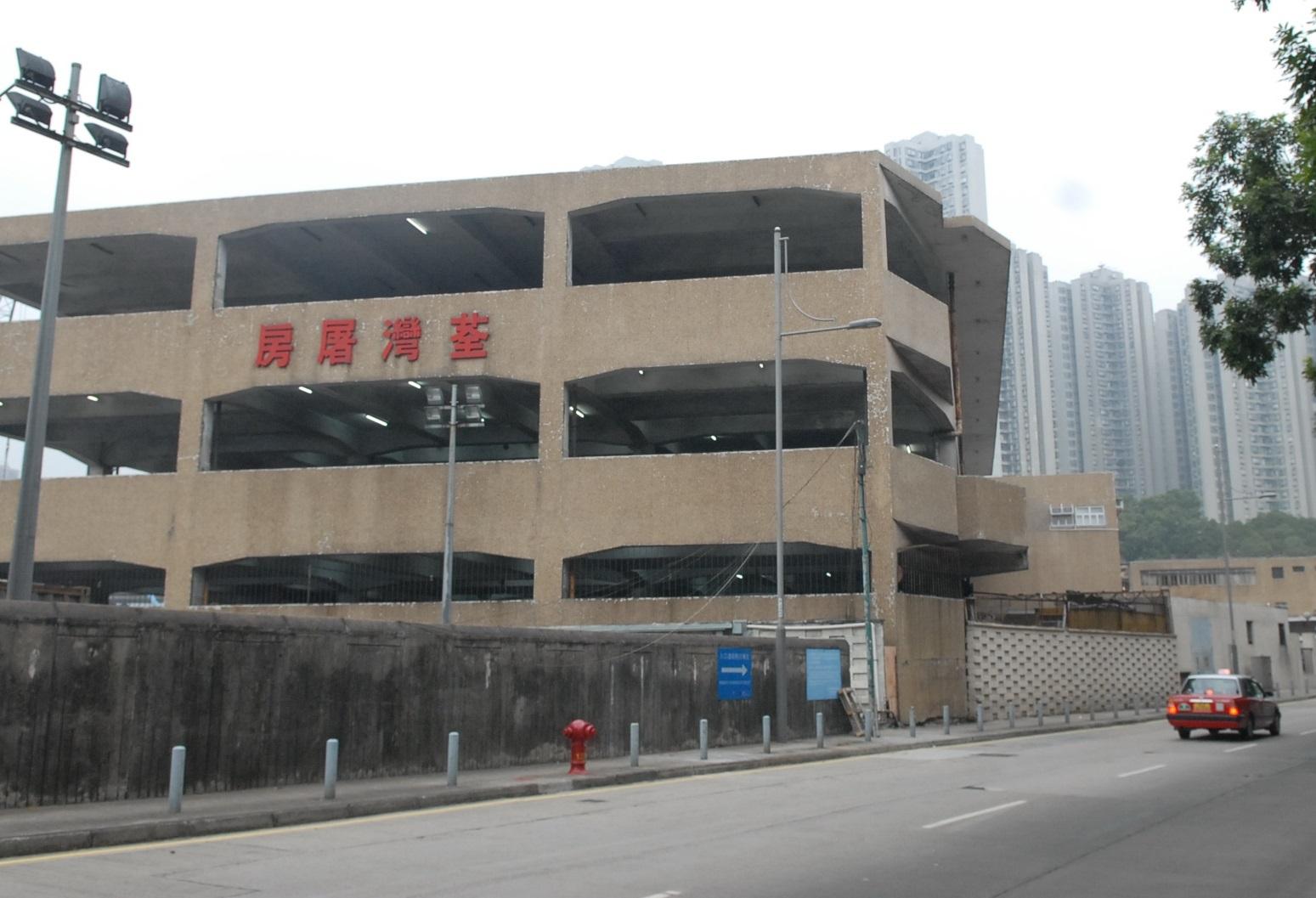 何俊賢說荃灣屠房仍暫停運作。資料圖片
