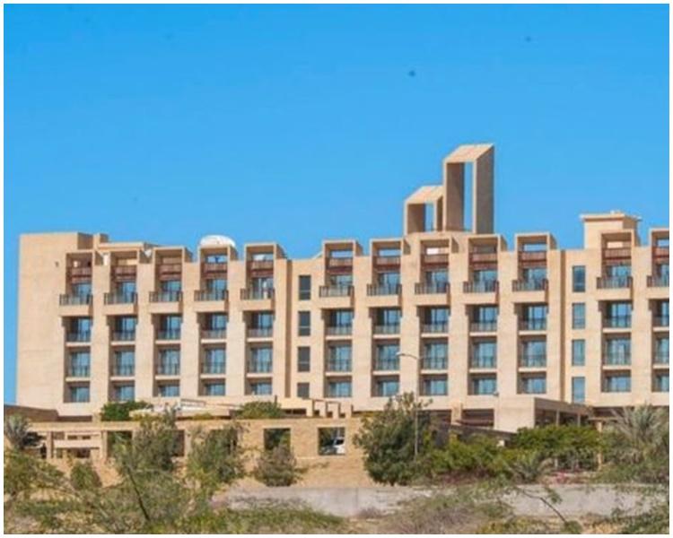 武裝分子襲擊巴基斯坦一間酒店。網圖