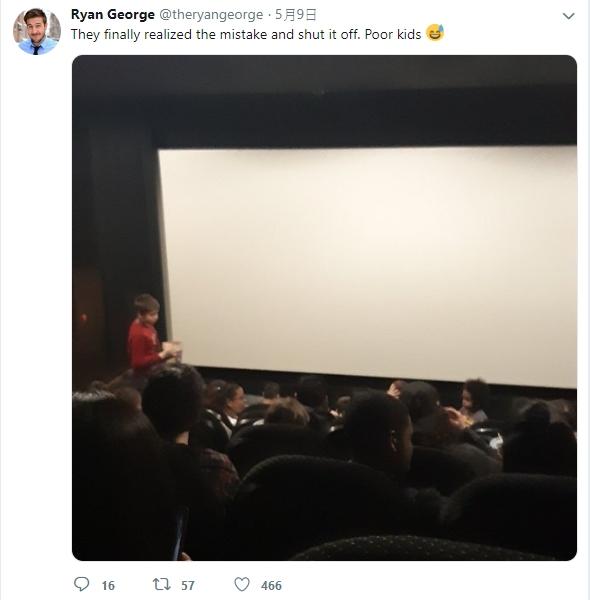 Ryan George Twitter截图