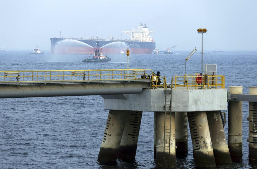 阿联酋的富查伊拉港。图片