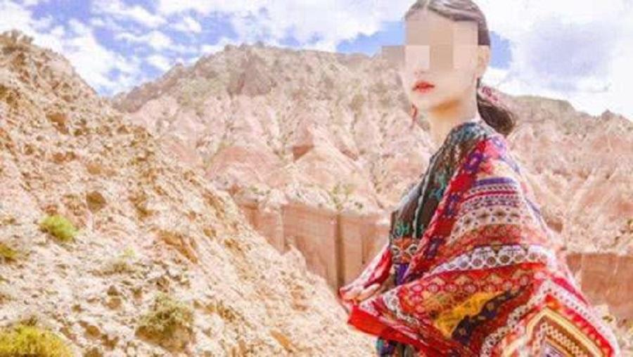 江西女子網購18件衣服,帶去西藏旅行後全退貨。網上圖片