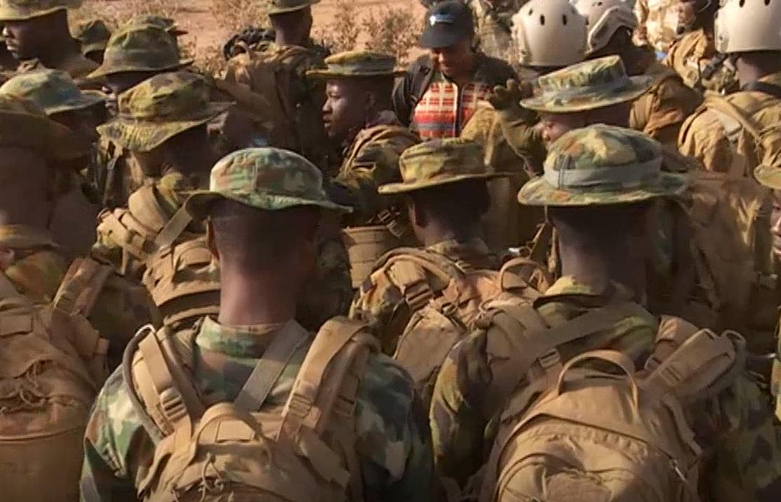 西非布基納法索加強派駐軍警仍無力打擊恐怖分子。網上圖片