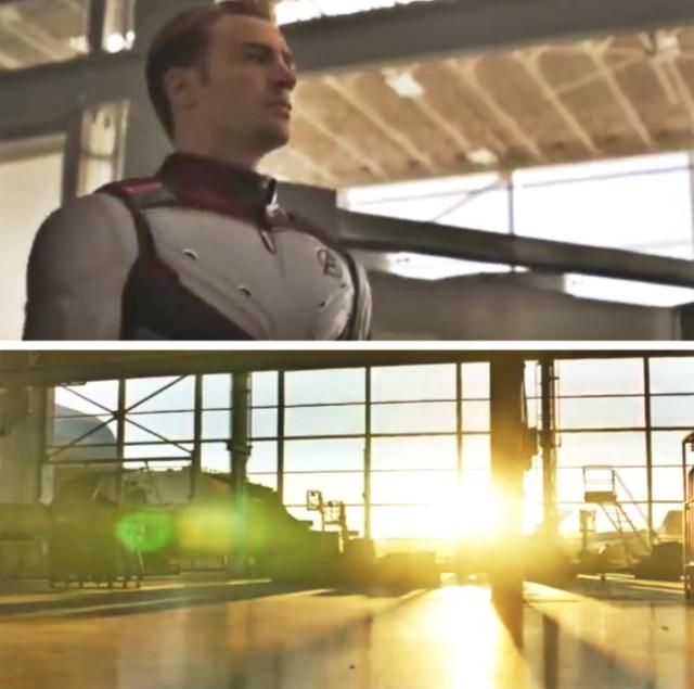 《復仇者聯盟4》總部取景為三一重工美國總部。網上圖片/電影截圖