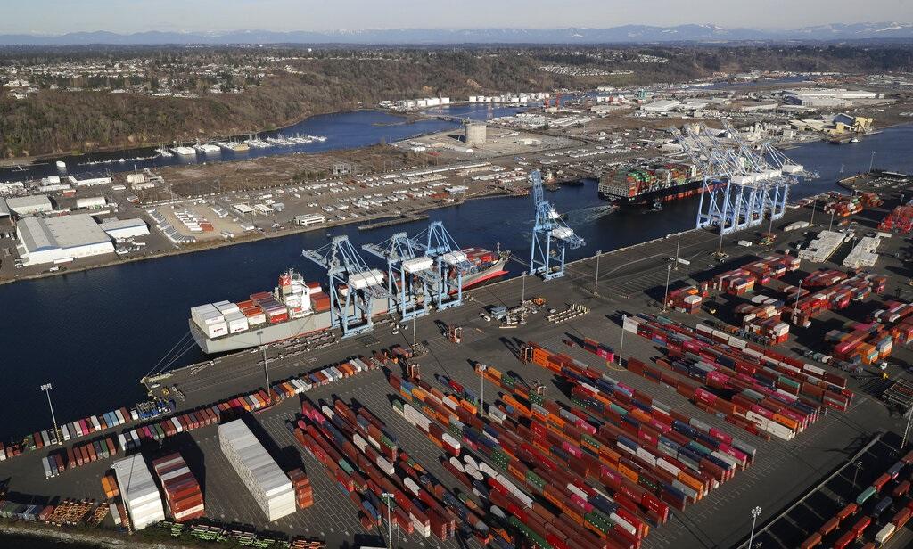 美国禁止6间中国企业出口美国敏感技术。图片