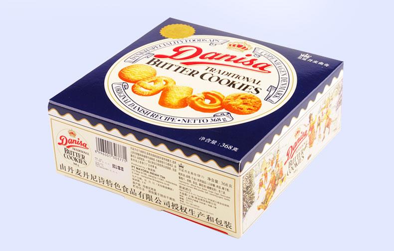 「皇冠丹麥曲奇」。網上圖片