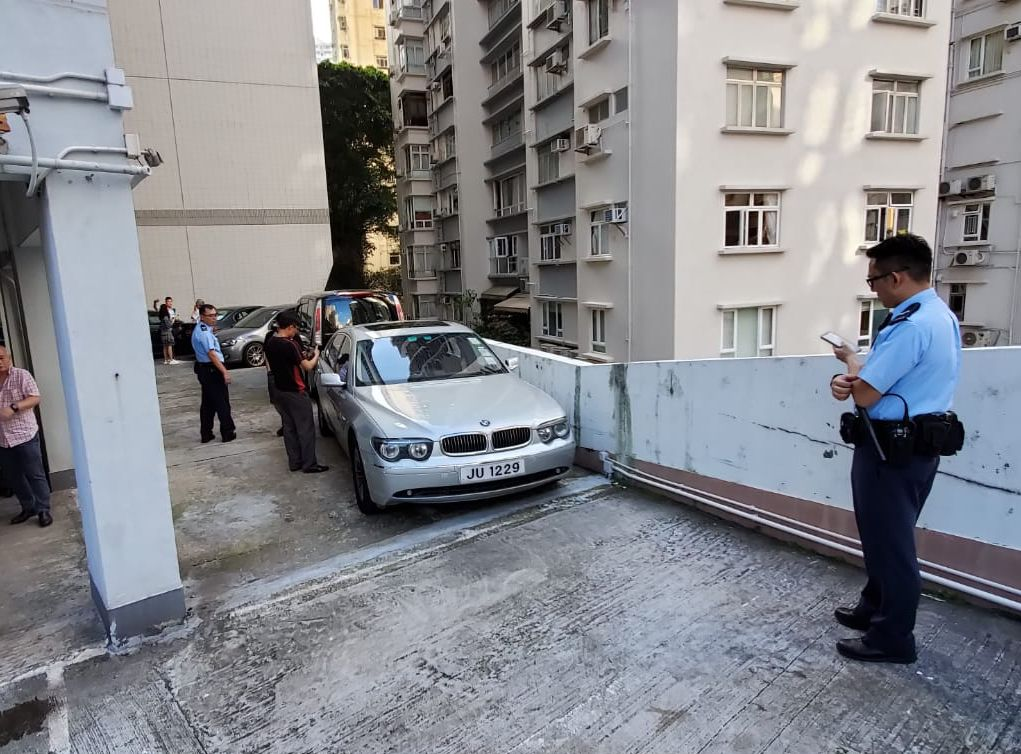 警方接報到場,正調查事件。