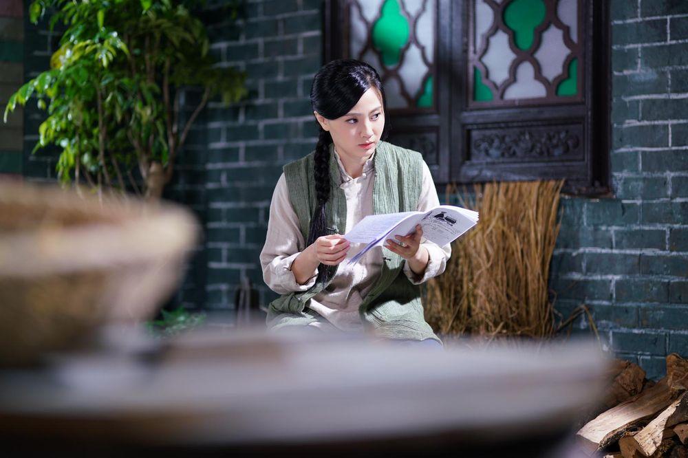 朱晨麗在新劇《大醬園》擔正女主角。