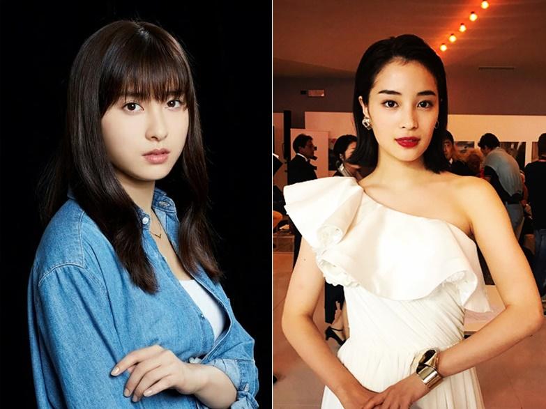 最討厭女星中,人氣甚高的土屋太鳳(左)及廣瀨鈴(右)上榜令人意外。
