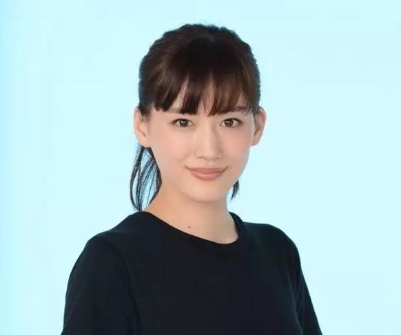 綾瀨遙獲選最喜愛女星。