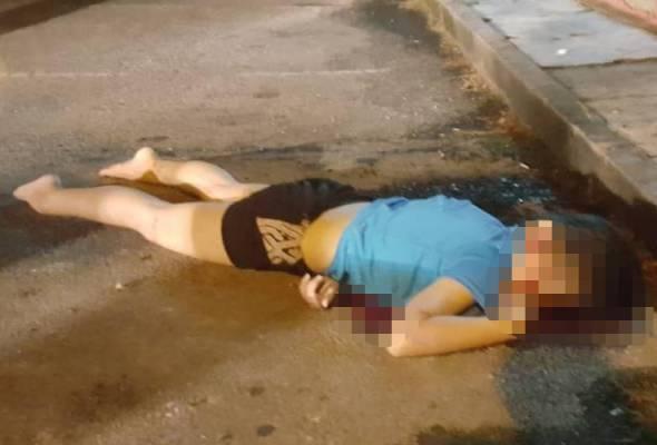 少女最后竟然真的跳楼自杀。 网上图片