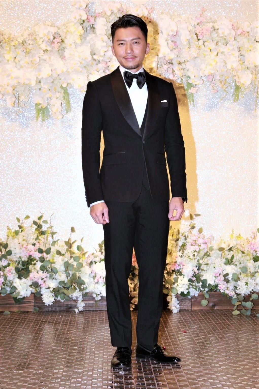 袁偉豪直言日後結婚,可能會雙喜臨門。