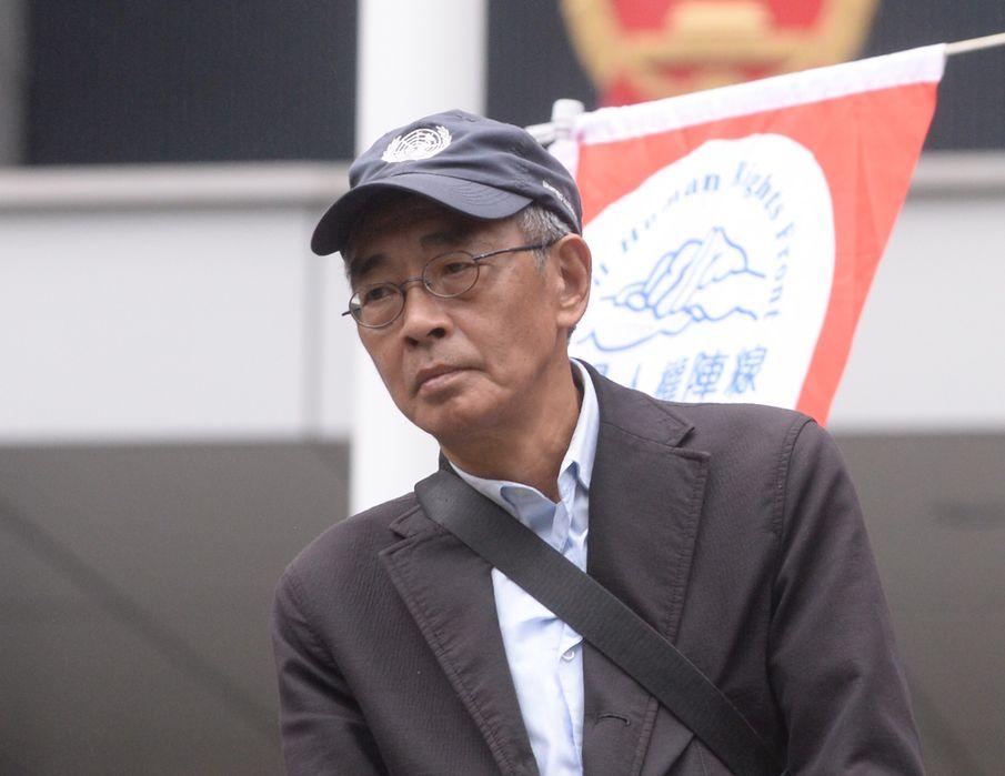 林榮基早前已遠走台灣,並計劃在當地求職、定居。資料圖片