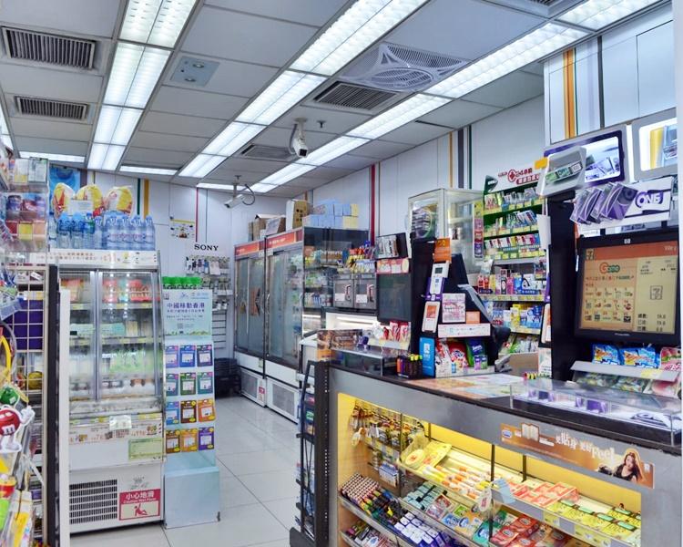現場為沙浦道46號一間7-11便利店。