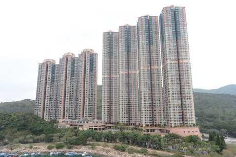 清水灣半島3房呎售12829元