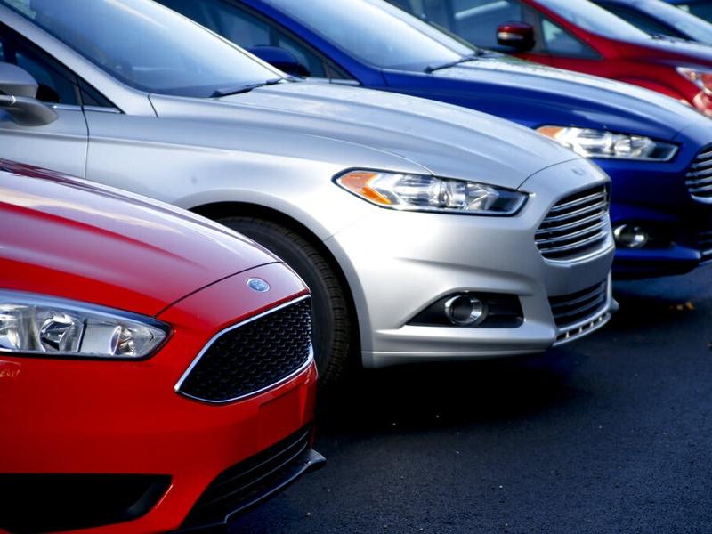 福特宣布在北美回收逾27万Fusion型号汽车。图片
