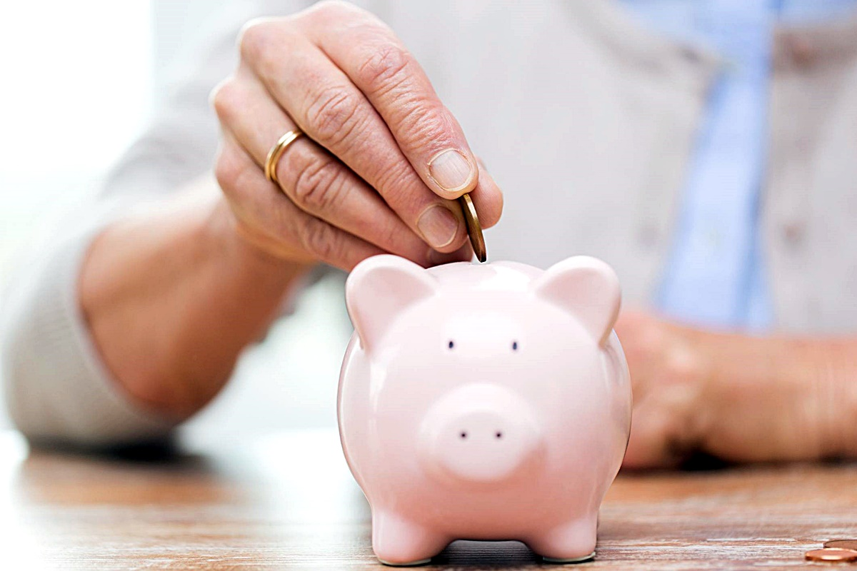 「5元挑戰」存錢法門檻低,容易積少成多。