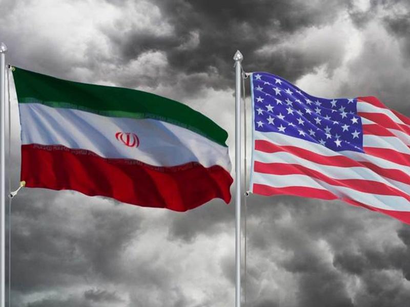 雖然美國總統特朗普聲稱美國不想與伊朗開戰,但伊朗仍擺出強硬姿態。網圖
