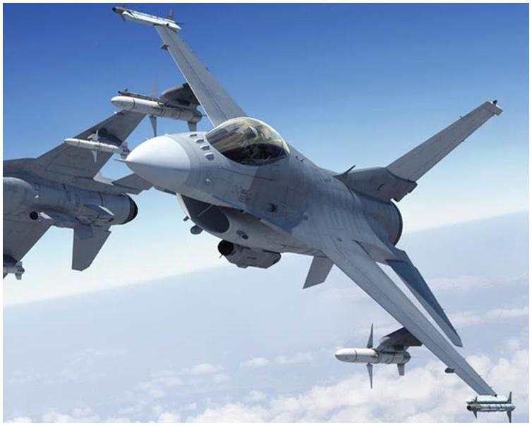 F-16V戰機。