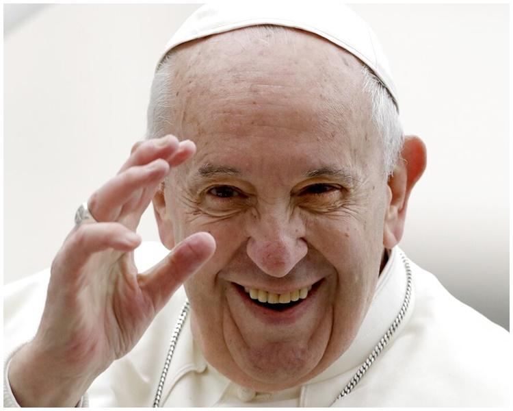 教宗呼吁记者为真相效劳。