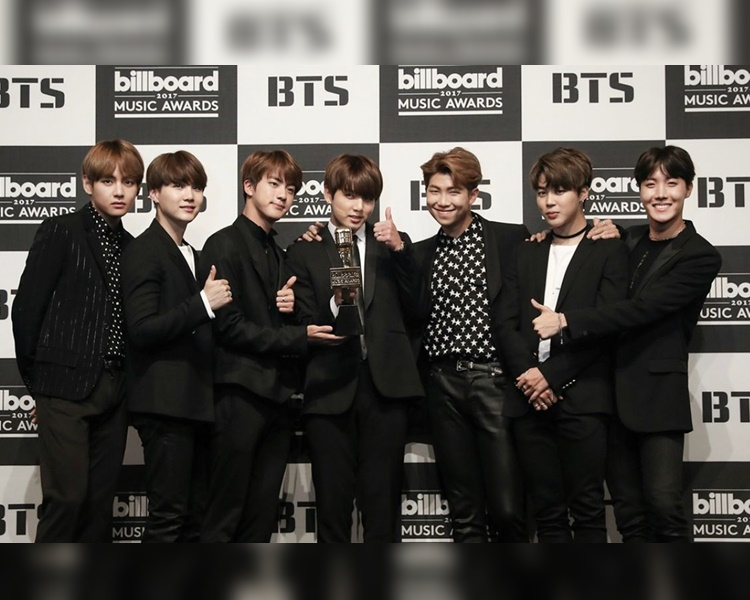 BTS成功打入美國市場,成為世界韓流的一大支柱。
