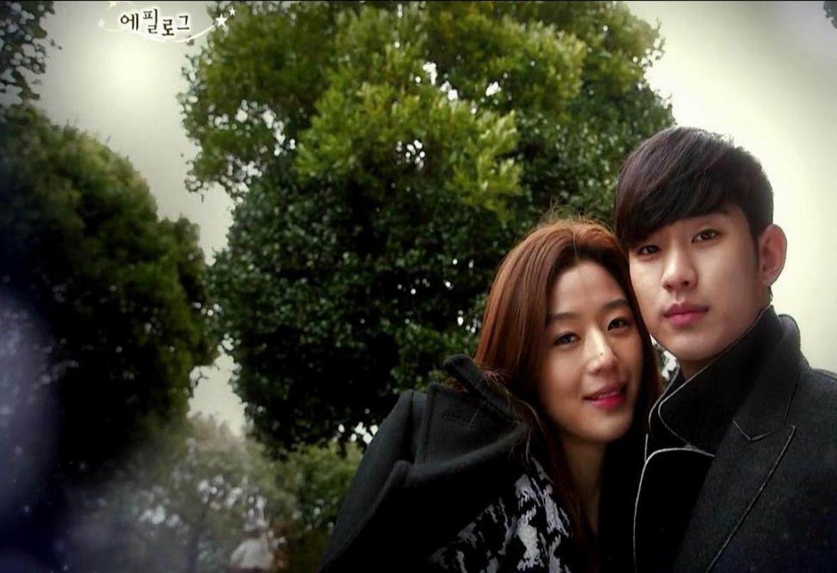金秀賢當年演出的《來自星星的你》屬韓劇中經典。