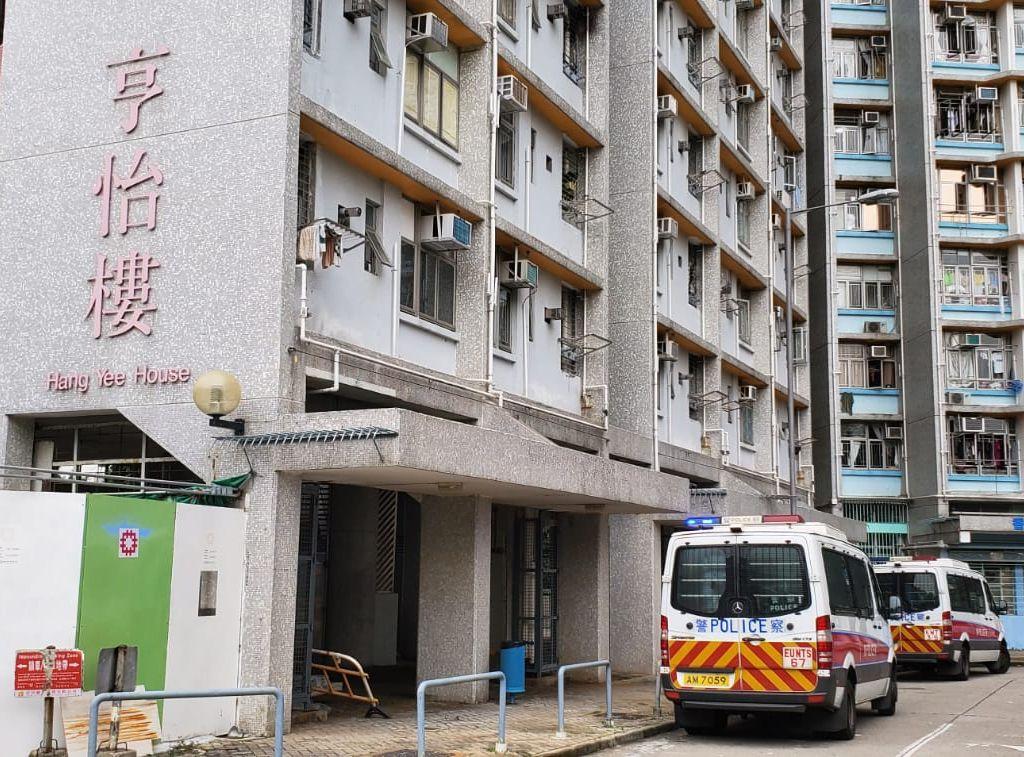 长亨邨有青年堕楼亡。