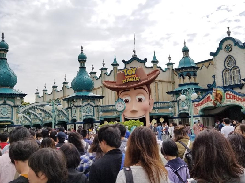 东京迪士尼宣布,东京迪士尼海洋7月将推出全新大型游乐设施。 网上图片