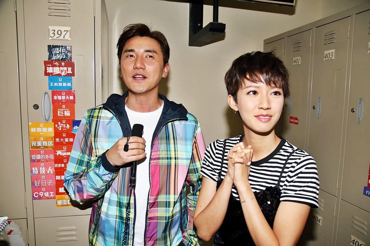 洪永城與蔡思貝將到北韓拍攝旅遊節目。