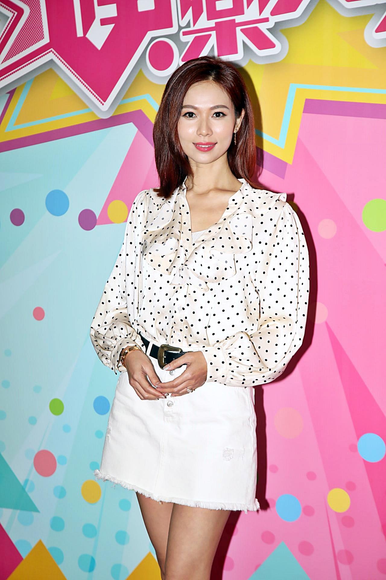 楊秀惠早前為發展個人事業放假9個月。