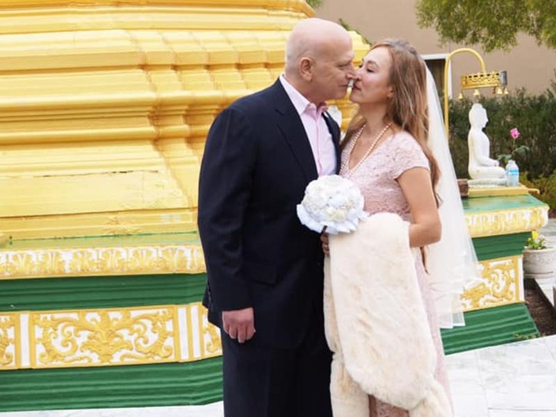 【婚照曝光】传下月举行婚礼翁静晶透露去年底已成婚 - 头条网 Headline Daily -_2019052214210069914