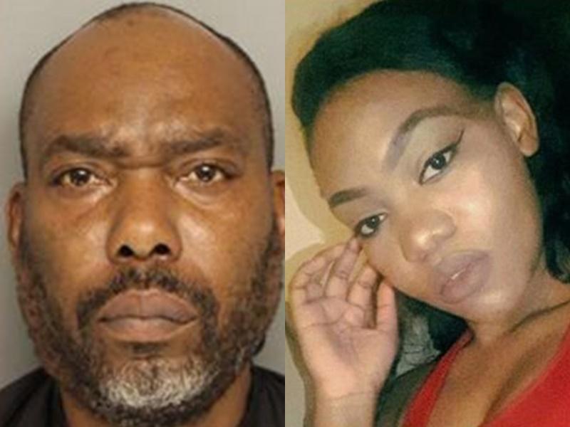 娜蒂嘉(右)被父親射殺。網上圖片