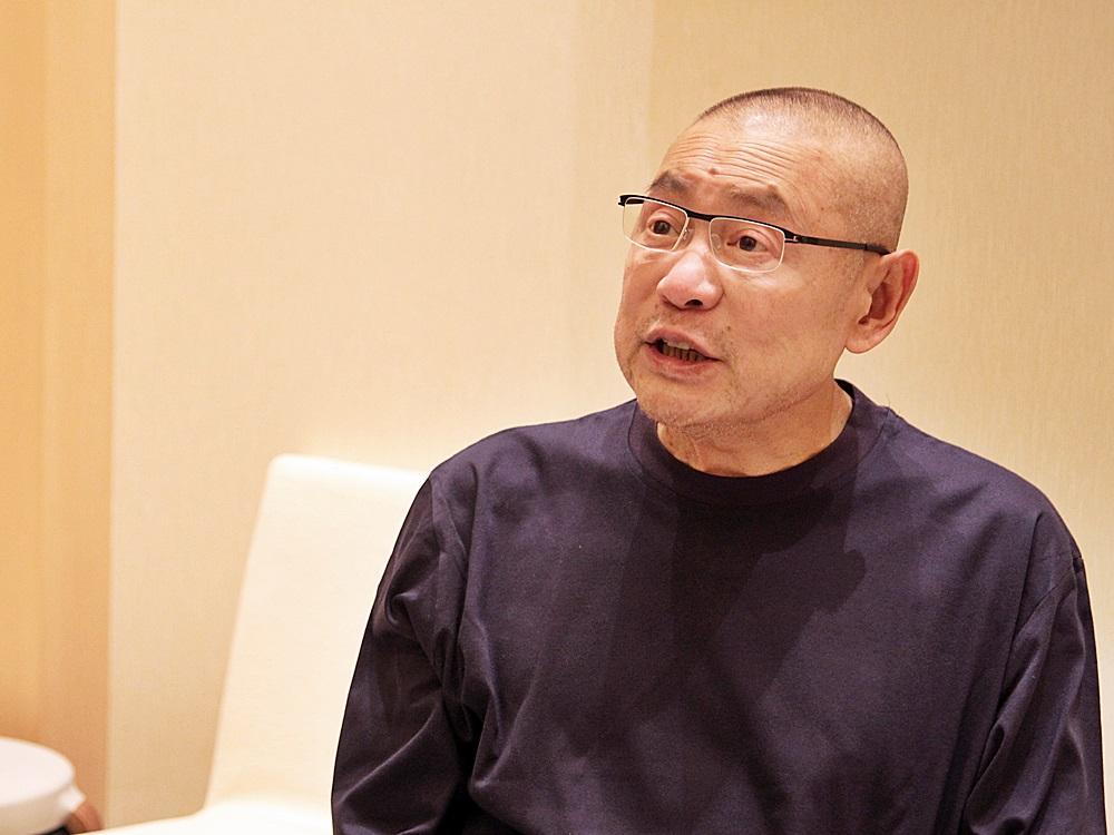 華人置業前主席劉鑾雄。 資料圖片