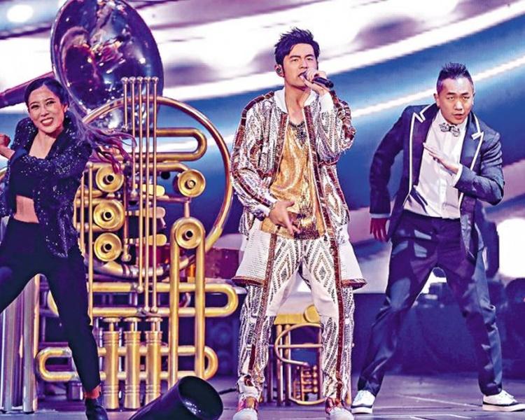 主辦機構指周杰倫希望能為歌迷帶來不同的舞台效果。資料圖片