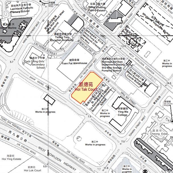 凱德苑鄰近南昌站,僅五分鐘路程。