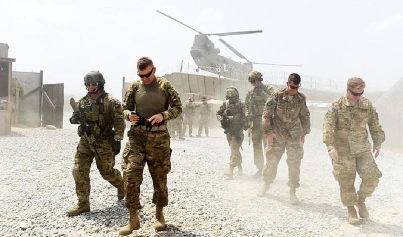 美国称无意与伊朗开战。图片