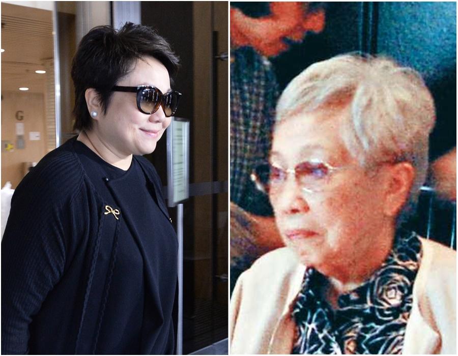 陳慧慧(左);楊福娥(右)。資料圖片