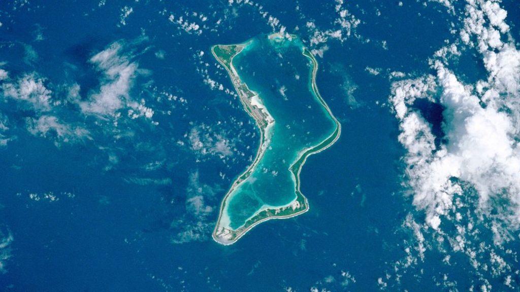 聯合國大會通過英國須交還查戈斯群島予毛里裘斯。網上圖片