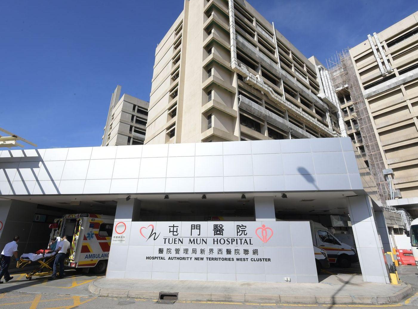 屯門醫院再多一名嬰兒及一名幼童感染耐藥性金黃葡萄球菌。資料圖片